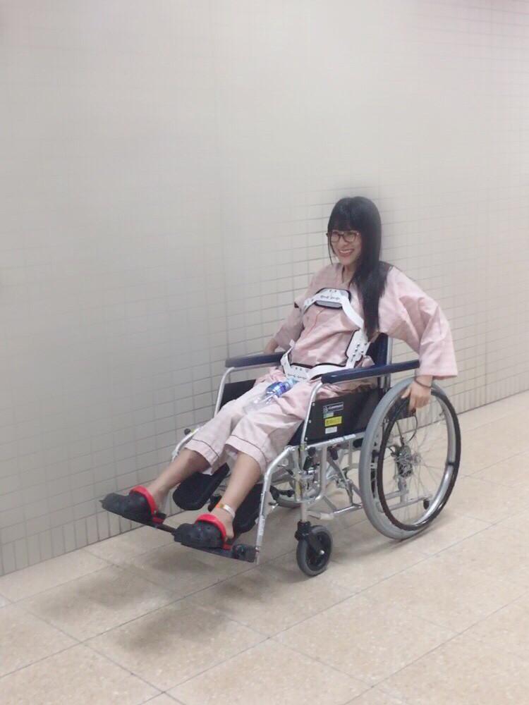NekoPOP-Kamen-Joshi-Tomoka-Igari-injury-announcement-5