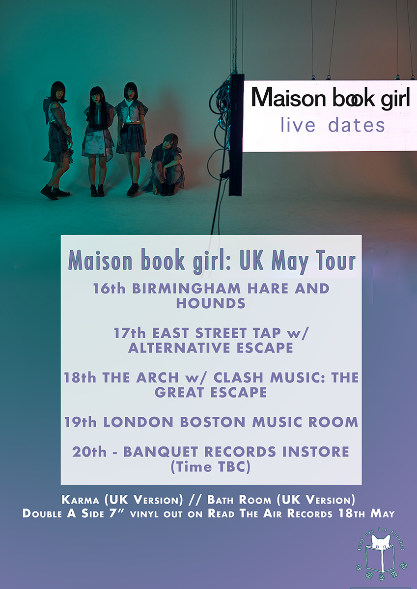 NekoPOP-maison-book-girl-UK-2018-tour-2