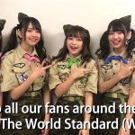 Wasuta posts video message for international fans / 100k Facebook Likes