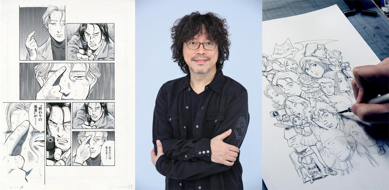 NekoPOP-Naoki-Urasawa-Japan-House-LA-2019-exhibit-2