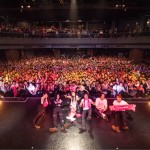 TRUE holds 5th Anniversary concert at TSUTAYA O-EAST