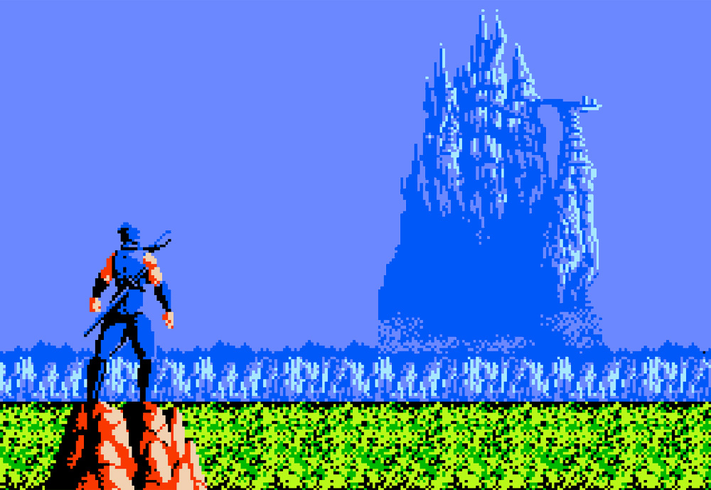 Why Ninja Gaiden Is Still One Of The Most Culturally Influential Games Around J Generation
