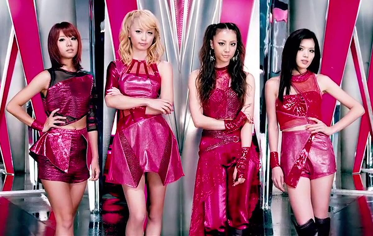 Dream And E Girls Move It Mv J Generation